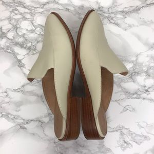 Madewell Shoes - Madewell Frances Loafer Off White Size 8